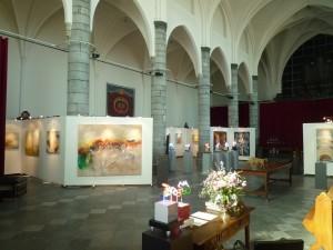 Expositie galerie Mia Joosten in Weert
